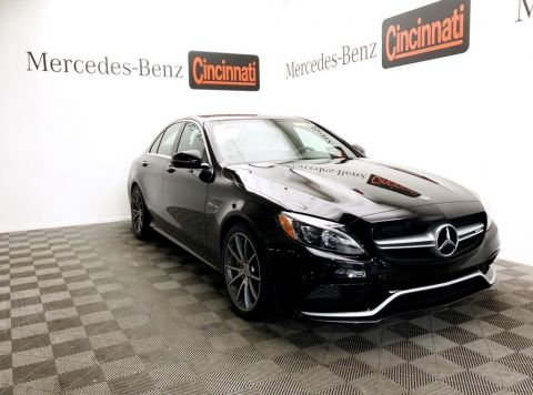 Pre-Owned 2018 Mercedes-Benz C-Class C 63 AMG® Sedan