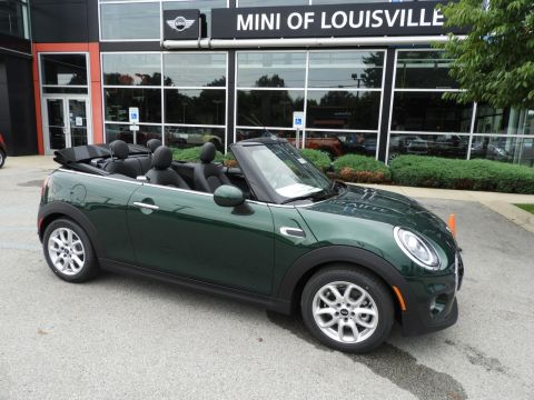 New 2019 MINI Convertible Cooper