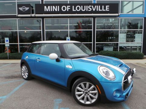 New 2016 MINI Cooper S Hardtop 2 Door