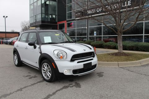 Pre-Owned 2016 MINI Countryman Cooper S