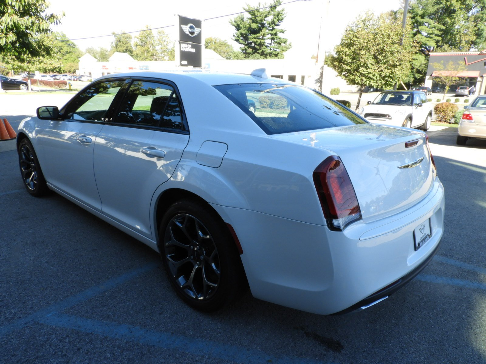 Pre Owned 2016 Chrysler 300 300s 4dr Car In Louisville Ua11647 Speed Sensors For 5 7 L 300c Hemi Schematic Mini Of