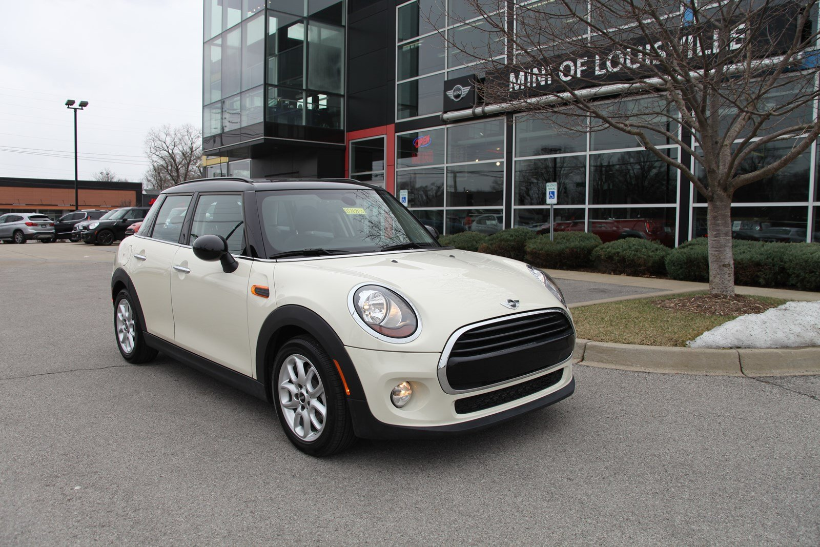 Certified Pre-Owned 2018 MINI Hardtop 4 Door Cooper