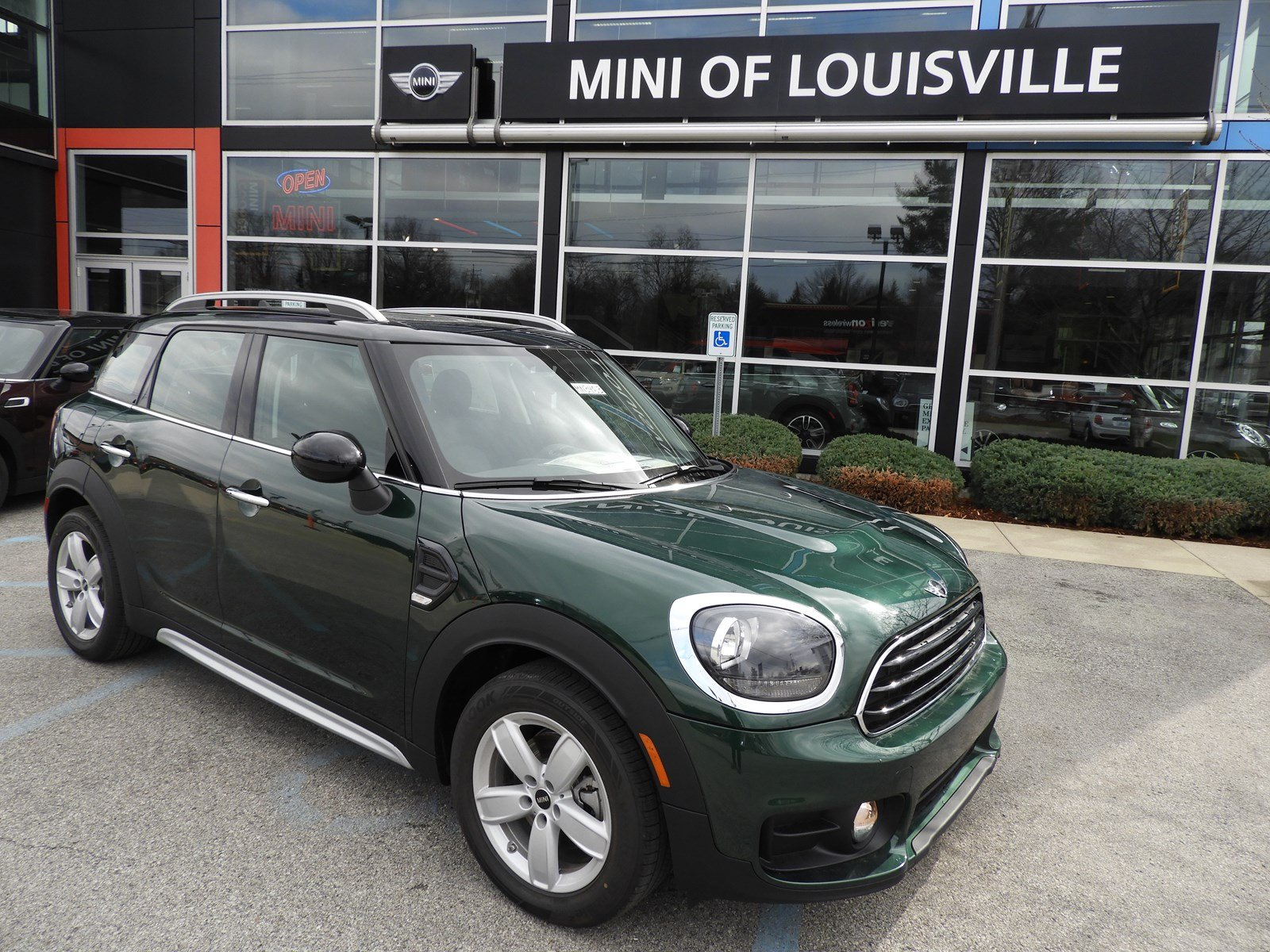 New 2018 mini countryman cooper sport utility in louisville mn3463 mini of louisville Mini cooper exterior accessories