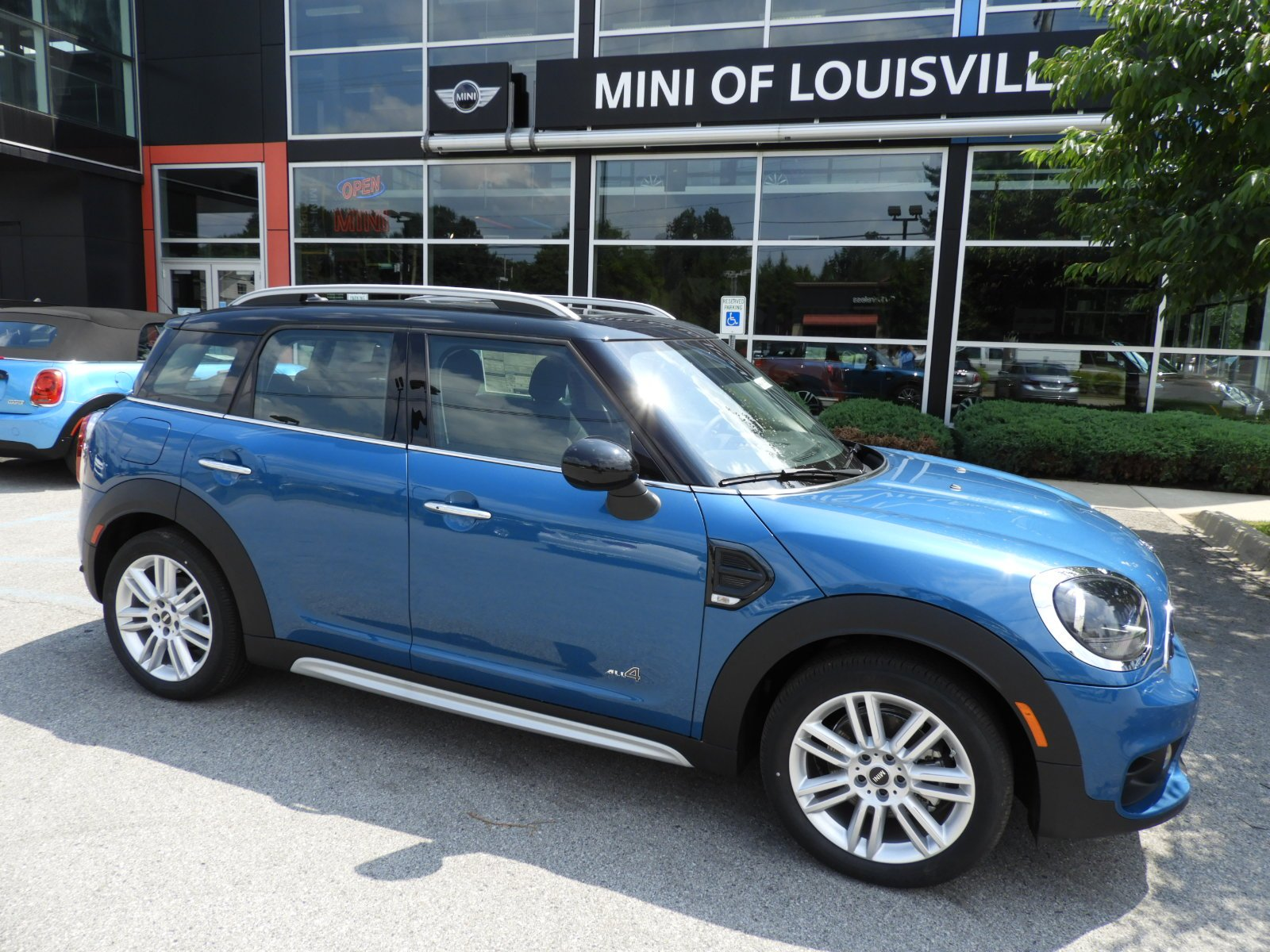 new 2019 mini countryman cooper sport utility in louisville #mn3539